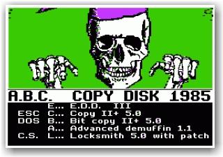 ABC Copy Disk 85