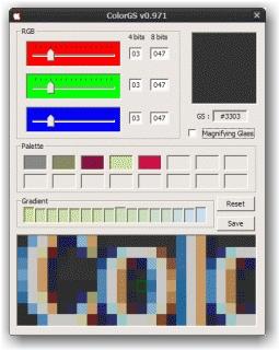 ColorGS