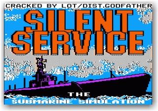 Silent Service - GDF