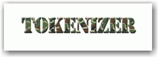 Tokenizer (faux logo)
