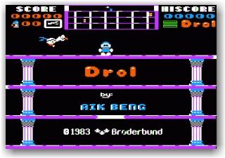 Drol (Brøderbund - 1983)