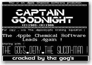 Captain Goodnight - ACS