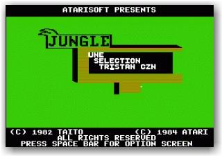 Jungle Hunt - CZN